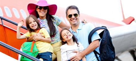 Aproveite cada momento de seus passeios contratando um seguro viagem e garantindo total conforto.